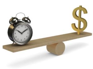 時間とお金の価値